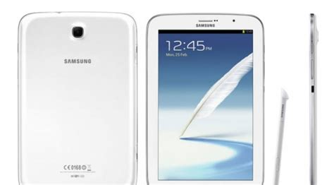 Hp Samsung Android Galaxy Note 1 harga hp android galaxy note 8 inch