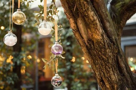 diy decorations baubles diy tree bauble ornaments handspire