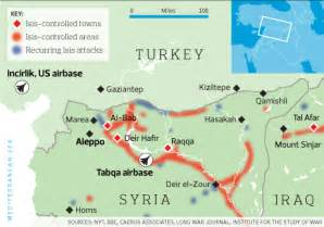 Map Turkey Syria by Isis Surges Towards The Borders Of Turkey As West Mulls