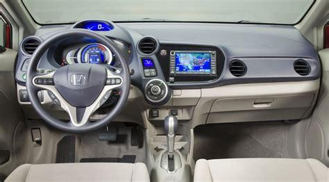 honda insight  petrol electric hybrid review car
