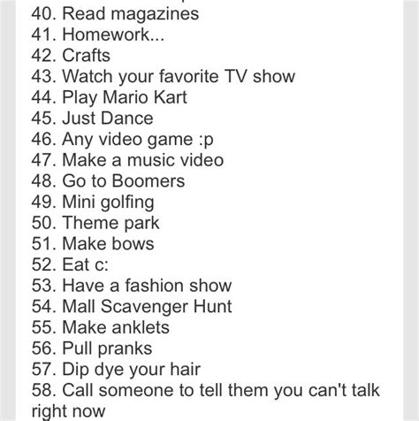 Things To Do At Home With A Friend by 100 Things To Do With Your Best Friend Trusper