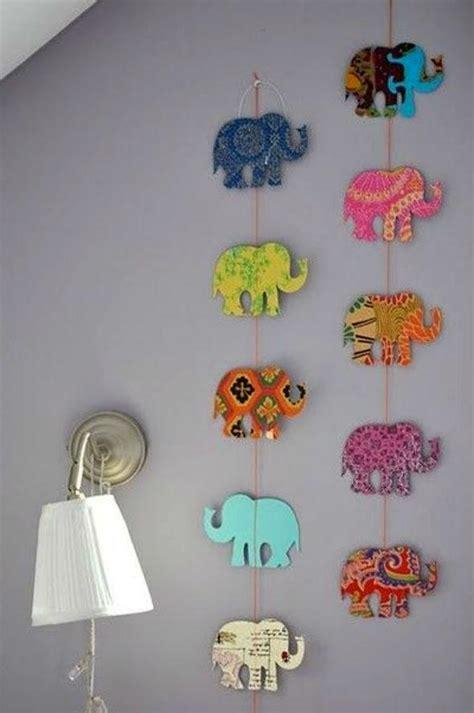 craft ideas for home decor india 6 diy elephant decor ideas celebrate national elephant
