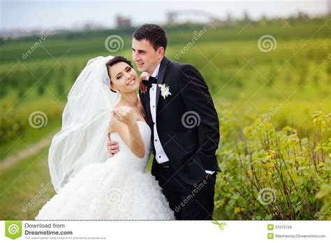 Just For Couples Just Married Stock Images Image 31075194