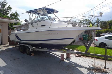 used walkaround boats for sale used cobia boats walkaround boats for sale boats