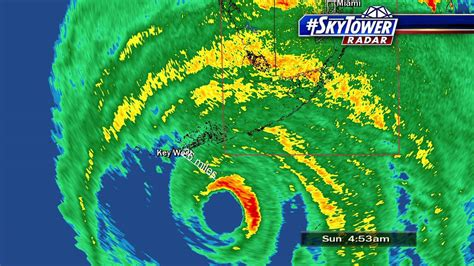 hurricane irma landfall florida major hurricane drought broken irma slams the