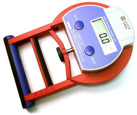 Handgrip Dynamometer takei 5401 digital dynamometer p a ltd