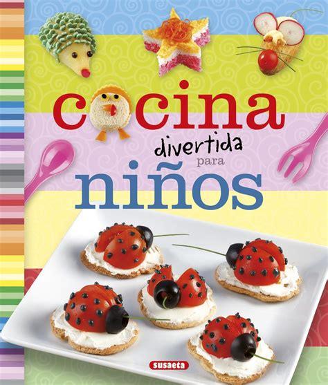 cocina divertida para nios 100 manualidades garca ngela libro en papel 9788467743753