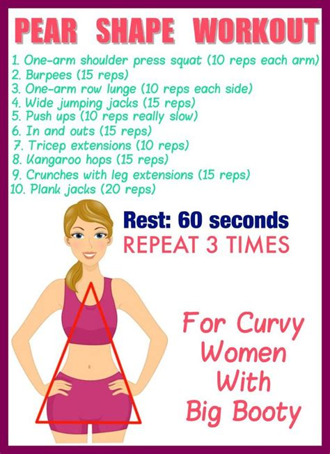 best workoutfor women over 50 with pearshaped body 1000 images about body on pinterest pear shaped bodies