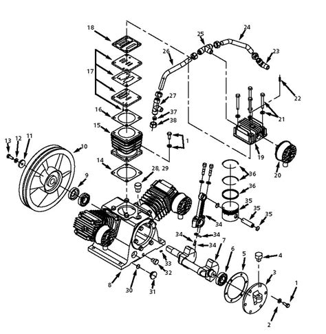 dpav campbell hausfeld air compressor partscampbell