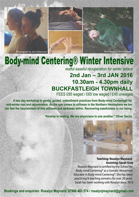 the 505 mind a 30 day intensive to enrich your and upgrade your mindset books mind centering 174 winter intensive jan2016 in