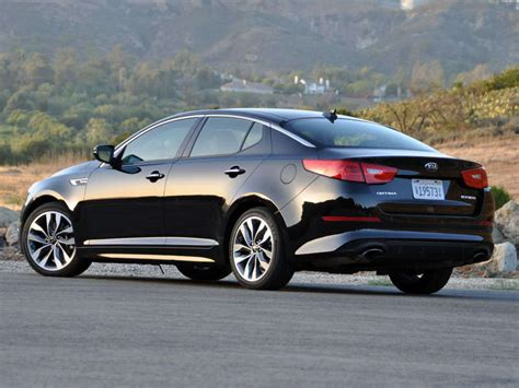 Black 2014 Kia Optima 2014 Kia Optima Review And Spin Autobytel