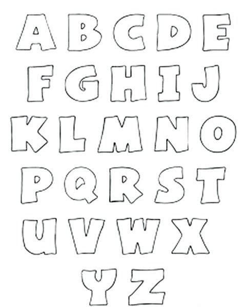 free printable letter stencils for sewing alphabet letter templates alphabet template felt name