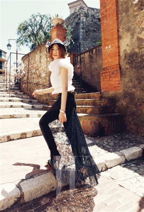 Minzy Dress Eromingkki 2ne1 S Maknae Minzy Official Thread Page