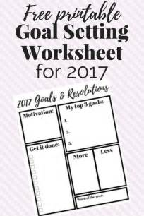 Template For Goal Setting Worksheet by 8 Free Goal Setting Worksheet Printables Tip Junkie