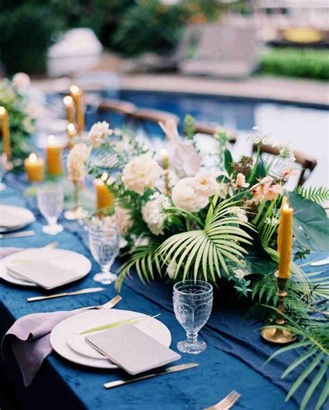 island time 33 tropical wedding ideas we martha stewart weddings