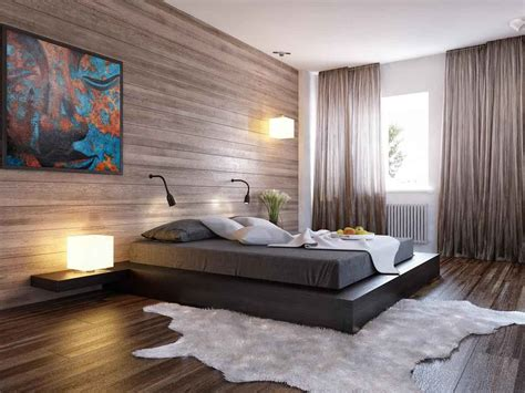 Bedroom Wood Design Special Design Bedroom Wood Wall Decosee