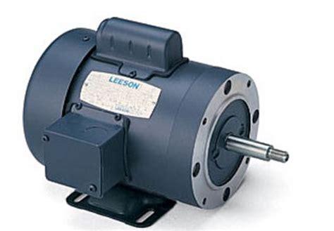 leesons motors 113957 00 leeson 113957 1hp motor a6c34fk53