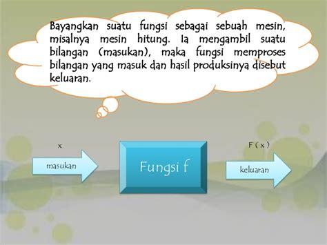 perbedaan fungsi  relasi