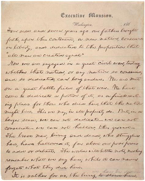 gettysburg address gettysburg address welcome to ourdocuments gov