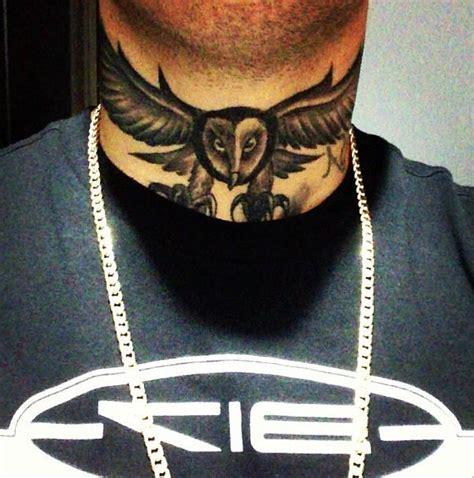 nicky jam tattoos nicky jam neck work small