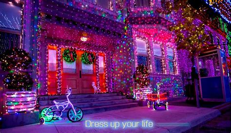 how to connect led lights on christmas tree new lights led light string color changing 50 led rgb 21 string
