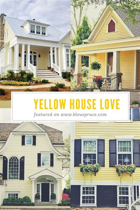 houses with yellow siding best 25 yellow houses ideas on pinterest yellow house