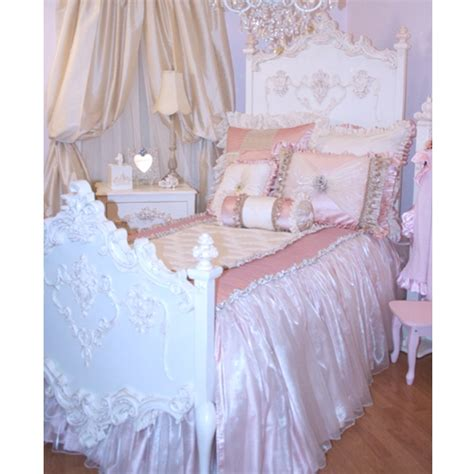 bed spreads for girls enchantment bedding by little bunny blue rosenberryrooms com