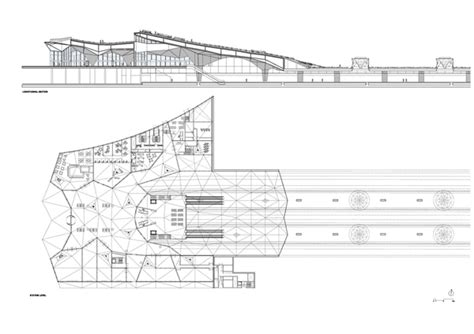 design contest for rail stations makeover update on logro 241 o high speed train station phase one