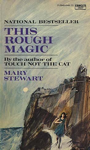 something than magic a series of peaceful wrath books this magic by stewart fictiondb