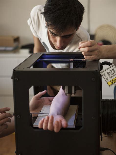 used tattoo printer french students develop the world s first 3d printing