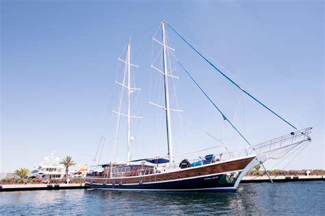 goleta motors motor boat charter goleta casa nostre goleta turca