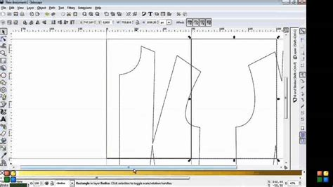 inkscape tutorial technical drawing how to create a digital pattern in inkscape youtube