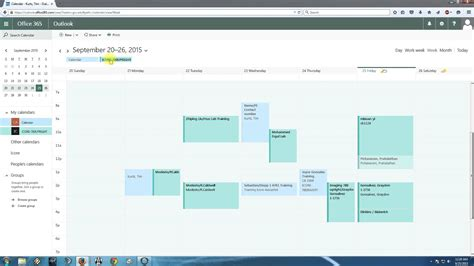 How To Use Calendar How To Use Office 365 Calendar