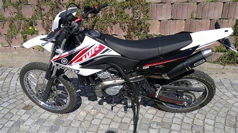 Motorrad Yamaha Wr 125 X by Yamaha Wr 125 X Hinterreifen Motorrad Bild Idee