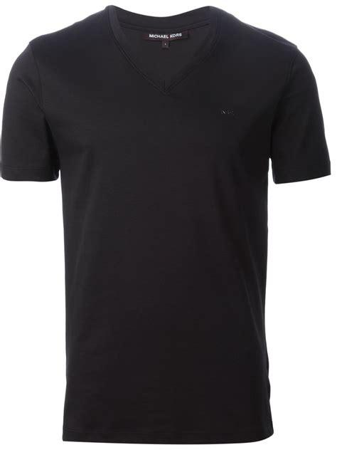 Black V black v neck t shirts artee shirt