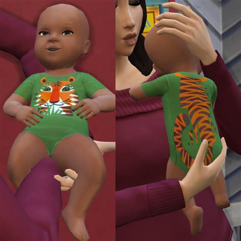 sims 4 cc baby funtioneri 10 baby outfits by bienchen83 at mod the sims 187 sims 4 updates