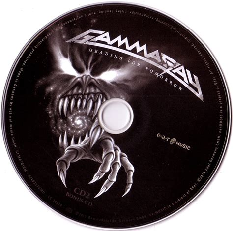 Cd Gamma Heading For Tomorrow 2 Bonus Tracks gamma heading for tomorrow 1990 anniversary ed