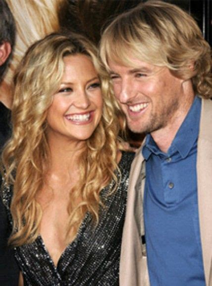Owen Wilson And Kate Hudson Its On kate hudson and owen wilson i wish they stayed together