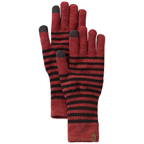 Striped Gloves s striped touchscreen gloves timberland us store