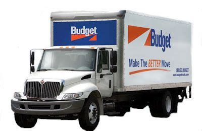 moving truck companies best 20 budget moving truck ideas on sell