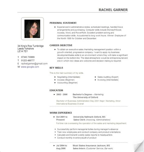 Sample Resume Objectives For Recent College Graduates by Free Sample Cv Template 024 Latest Resume Format