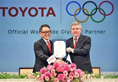 Toyota Sponsorship South Korean Car Companies Could Still Sponsor Pyeongchang