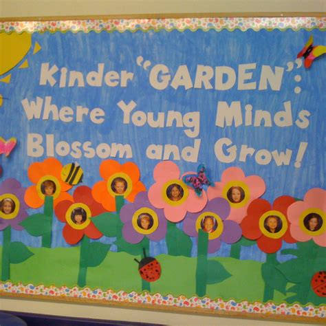 kindergarten themes for april and may kindergarten bulletin board would be good for may board