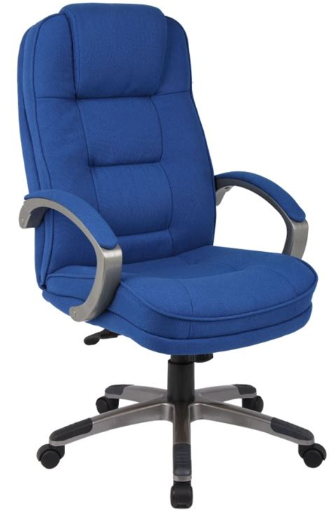 Blue Desk Chair by Monterey Blue Office Chair
