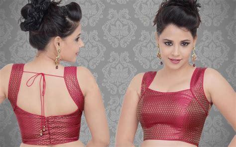 latest blouse design pattern images latest saree blouse designs 2015 h