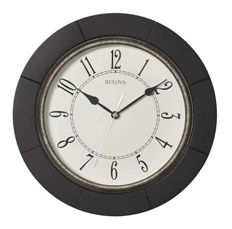 brown wall clocks contemporary contemporary brown wall clock silver accents blv c4256