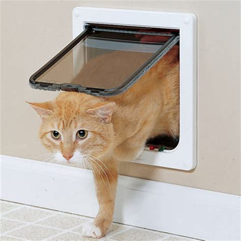 Large Cat Door by Pet Doors Large Cat Small Door