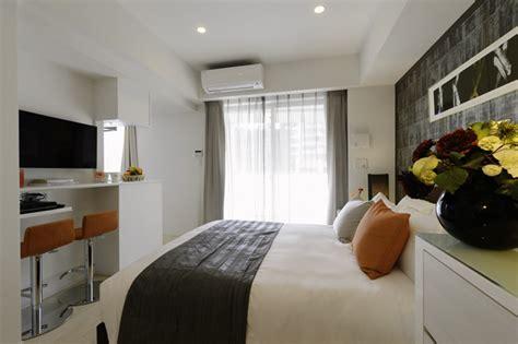 Tokyo Serviced Apartments Design Oakwood Apartments Minami Azabu Studio Superior Tokyo Serviced Apartments