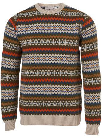 jumper design maker retro pattern crew neck jumper patterned jumpers mens