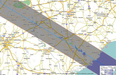 eclipse 2017 map total solar eclipse 2017 maps of the path